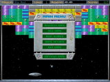 Arkanoid game screenshot