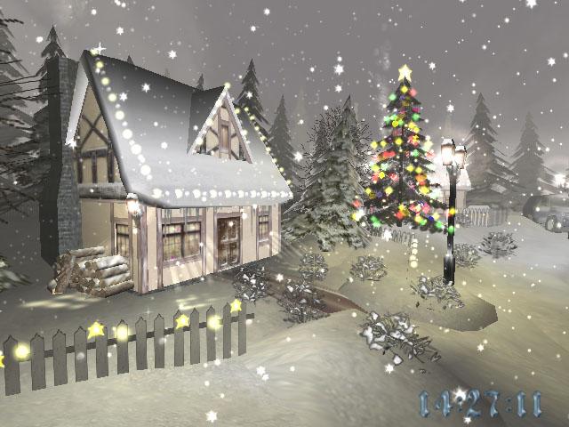 3d Christmas Screensavers Free: Download Christmas Screensaver