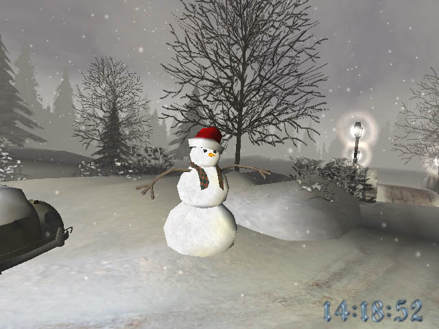 Download Free Download Christmas Wallpapers And: Download Christmas Screensaver