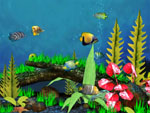 3D Fish Aquarium Screensaver