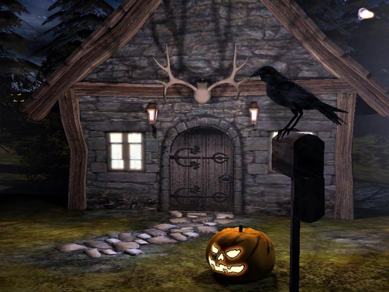 3d spooky halloween screensaver 3d halloween screensaver download download halloween screensaver - Halloween Screensavers Animated