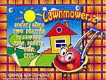 Screenshot of LawnMower game menu