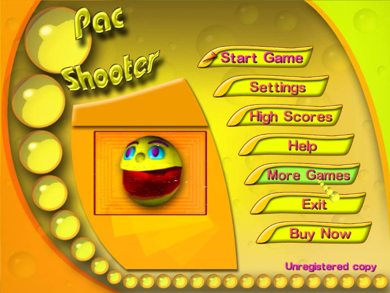 PacShooter 3D - Pacman Download Screenshot