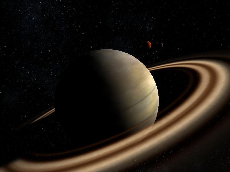 solar system. 3D Solar System Screensaver